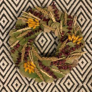 Threshold Fall Wreath